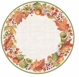 Round Placemats Autumn