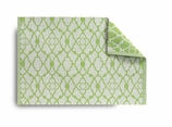 Cloth Placemats Moroccan Green
