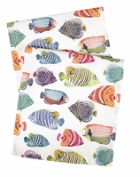 Table Runners Fish 90""