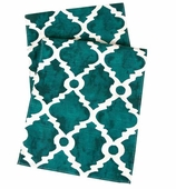 Table Runners Teal 72""