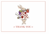 Thank You Cards Alice