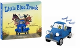 The Little Blue Truck & Book