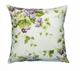 Throw Pillows for Couch Violets