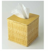 Tissue Box Cover Natural