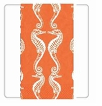 Under the Sea Party Supplies Coral Guest Towels