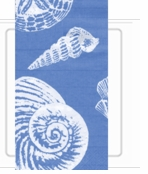 Under the Sea Party Supplies Shells Guest Towels