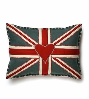Union Jack Decorative Throw Pillows Amp Scottish Amp Welsh Flags