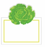 Unique Place Cards Cabbage