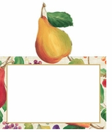 Unique Place Cards Pears
