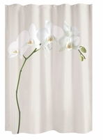 Unique Shower Curtains Orchid