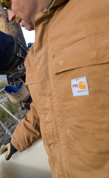 Carhartt Flame Resistant clothing