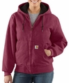 Carhartt Womens Sandstone Active Jacket - flannel lined