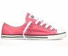 Converse Womens Chuck Taylor Dainty All Star Low Tops - Hot Pink