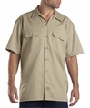 Dickies Short Sleeve Work shirts