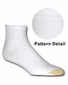 Gold Toe Cotton Quarter 3 pack socks - Size 10-13