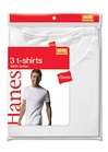 Hanes Crew Neck T-shirt - 3 pack