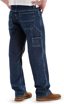 Lee Mens Dungaree Carpenter jeans - 3 colors