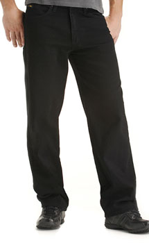 Lee Mens Flex Fit Relaxed Tapered Leg jeans - discontinued color