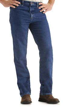 Lee Mens Regular Fit Straight Leg jeans