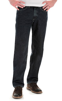 Lee Mens Relaxed Fit Tapered Leg jeans - 6 colors