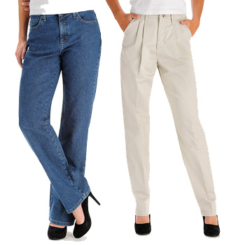 Lee Womens jeans,capris & shorts