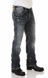 Silver Jeans Mens Nash Straight Leg jeans