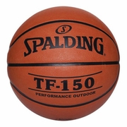 Spalding TF-150 Indoor/Outdoor Rubber Basketball
