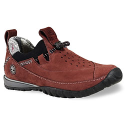 Timberland Burgundy Power Lounger shoes for women