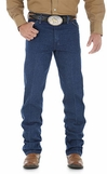 Wrangler Mens 13MWZ Cowboy Cut� Original Fit jeans - Prewashed