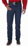 Wrangler Mens 936 Cowboy Cut� Slim Fit  jeans - Rigid