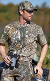 Wrangler Rugged ProGear� Realtree Xtra� Short Sleeve Camo Pocket tee