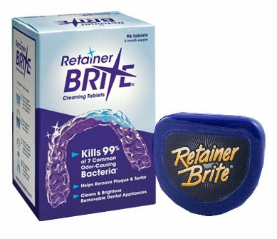 Retainer Brite 3 Month Supply 96 Tablets - ON SALE!
