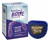 Retainer Brite Tablets - Invisalign and Retainer Cleaner