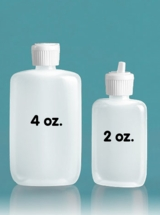 Travel Bottles for Mouthwash