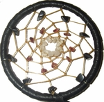 "Aquarius 3"" Astrology Dreamcatcher"