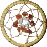 "Cancer 3"" Astrology Dreamcatcher"