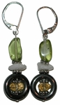 """Choose Your Own Stones"" Peridot Earrings"