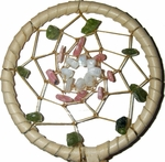 "Scorpio 3"" Astrology Dreamcatcher"
