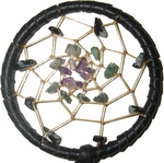 "Virgo 3"" Astrology Dreamcatcher"