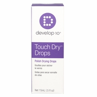 Develop 10 Touch Dry Drops 0.5 oz.