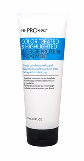 Hi Pro Pac Color Treated & Highlighted Intense Protein Treatment 8oz.