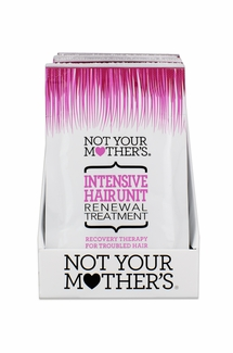 Not Your Mother's Intensive Hair Unit - Renewal Treatment 12 Pack 1oz. Display Box