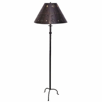 3 Leg Iron Floor Lamp