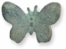 Bronze Butterfly Drawer Pull - Set of 2