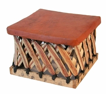 Equipal Square Foot Stools