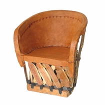 Equipale Child Size Barrel Chair