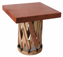Equipale End Table - Square