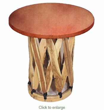 Equipale Round Side Table