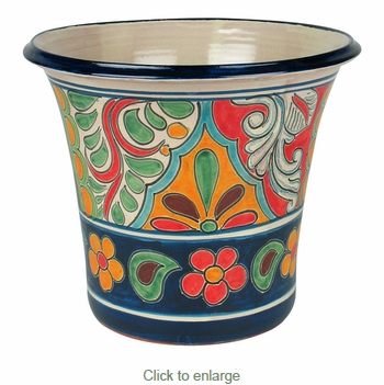 Extra Large Assorted Talavera Flower Pots