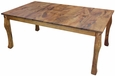 Farmhouse Mesquite Dining Table - 84 x 43